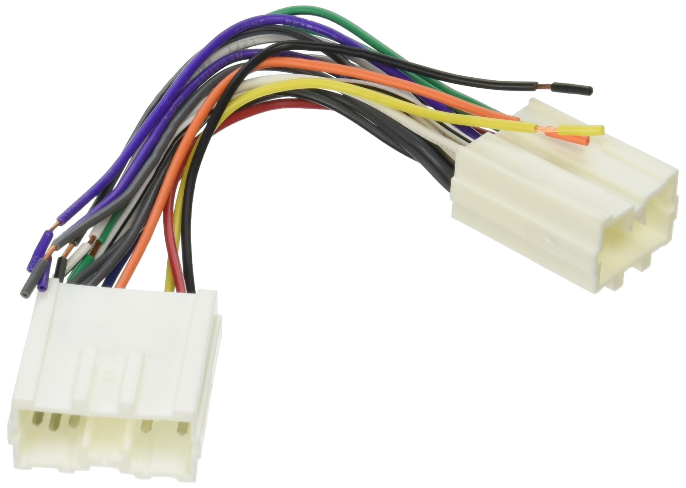Buy Scosche Radio Wiring Harness For 2000 Volvo S40 Speaker Composite Connector In Cheap Price On