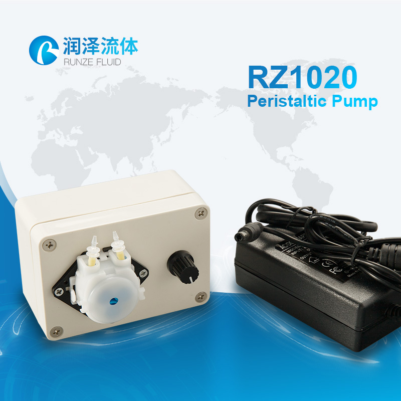 variable speed DC motor micro mini dosing pump with box type