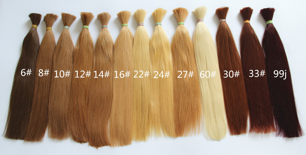 Micro Ring Russian Hair Extensions Wholesale Remy Indian Hair