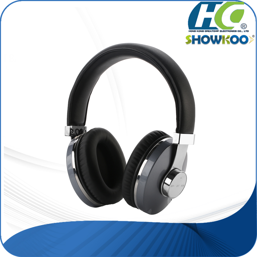 high quality protein leather bluetooth headset 2017 Latest items