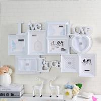 LIVE YOUR LIFE 4x6 5x7 6x8 8x10 photo frame background 2016 new style acrylic 3D photofunia/photo frame