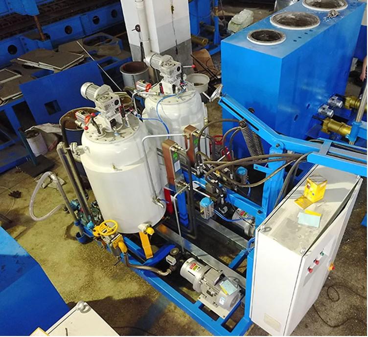 EMM078-A60-H poliüretan sprey köpük makinesi satılık