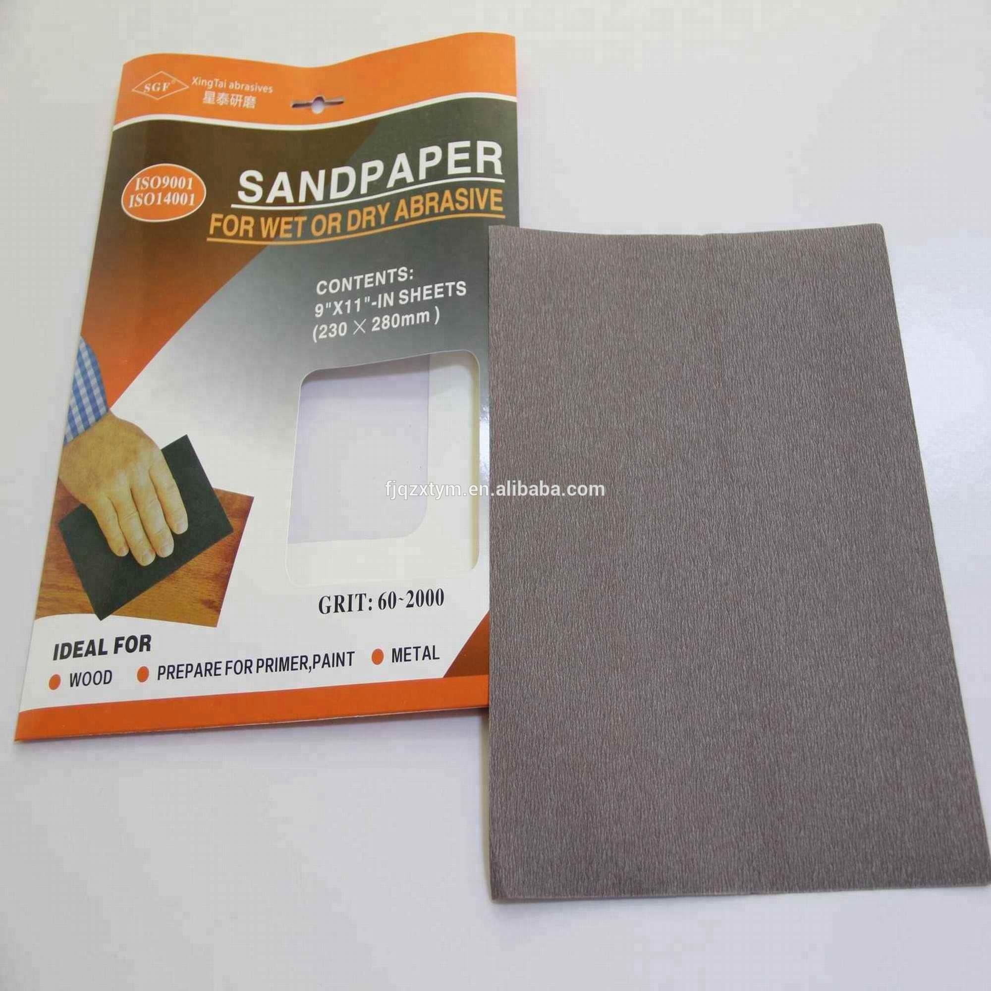 230x280mm nass trocken Schleifpapier Schleifmittel Schleifpapier Schleifen Blatt