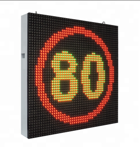 P31.25 Highway Fixed Traffic Message LED Display