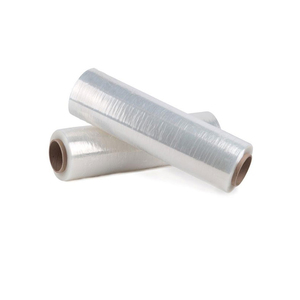 Thin LLDPE Stretch Packaging Film Shrink Wrap Film for Wooden Pallet