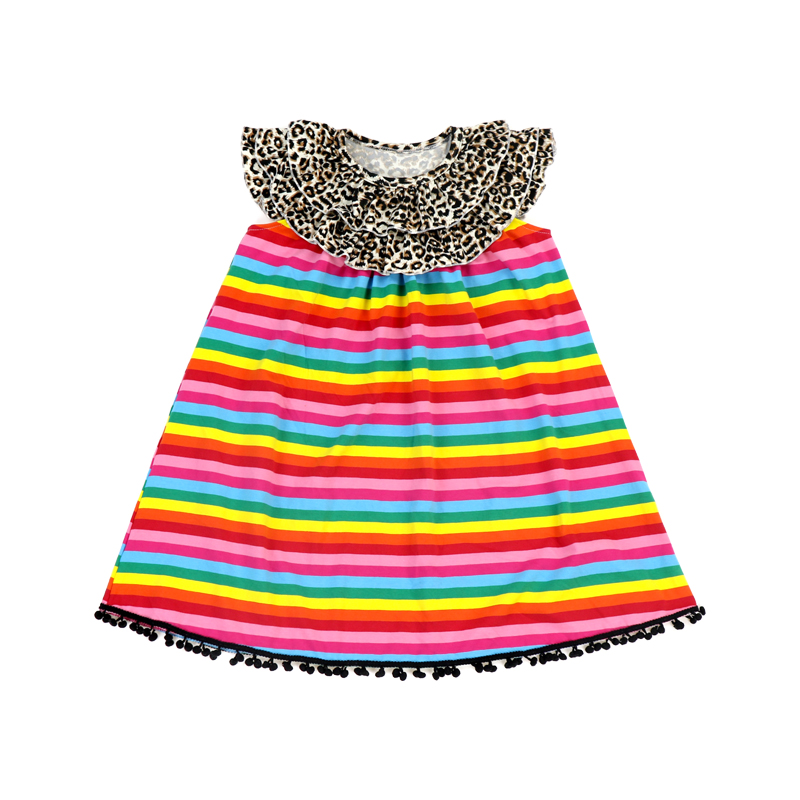 wholesale 3 pieces girls outfit pineapple printed short sleeve shirt with suspender skirt matching headband
