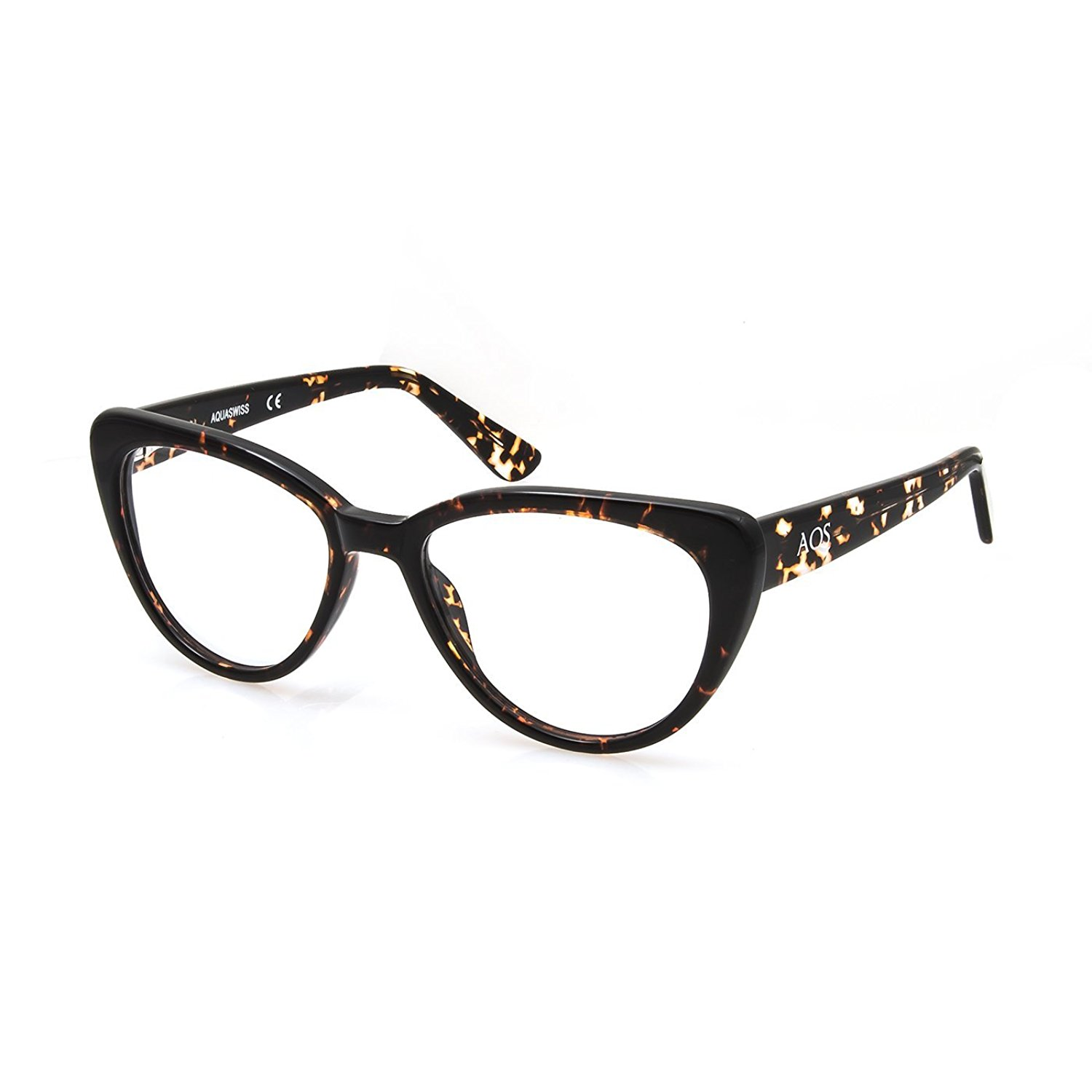 f605549e941 Get Quotations · AQS Women s Betsy Cateye Optical Eyeglasses