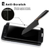2016 Wholesale! Super Clear Anti Explosion 0.2mm 2.5d curved edge 9H tempered glass screen protector for Samsung galaxy S7