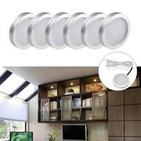 kitchen cabinets design wall mounted illuminated LED glass shelf light with CE, RoHS certificates