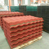 durable waterproof heat proof low temperature alkali resistance acid salt spray resistance roofing tile