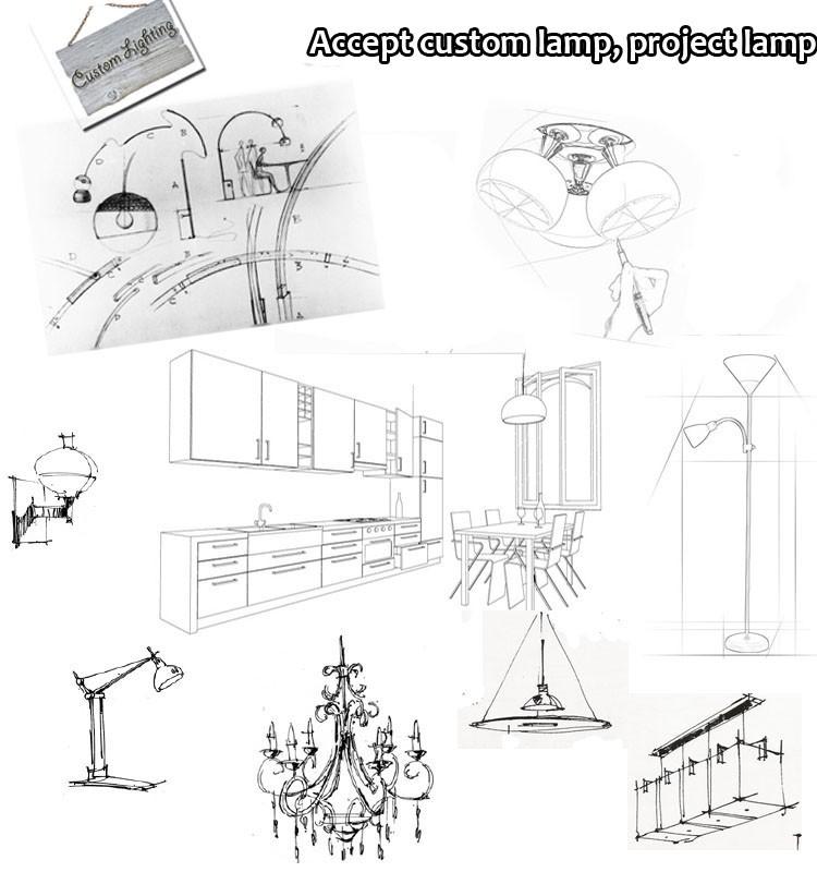 Zhongshan Wood Lamp Manufacturer Living Room Tripod Modern Wooden ...
