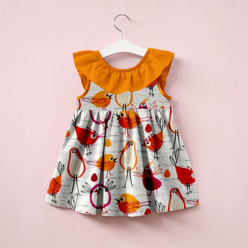 b4fc68c9e969a New style boutique wholesale new baby 2018 summer dress frocks design cheap  made in china factory