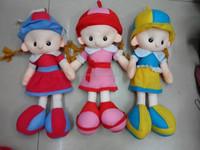 bjd doll fabric dolls patterns , stuffed fabric dolls , Dressed baby doll