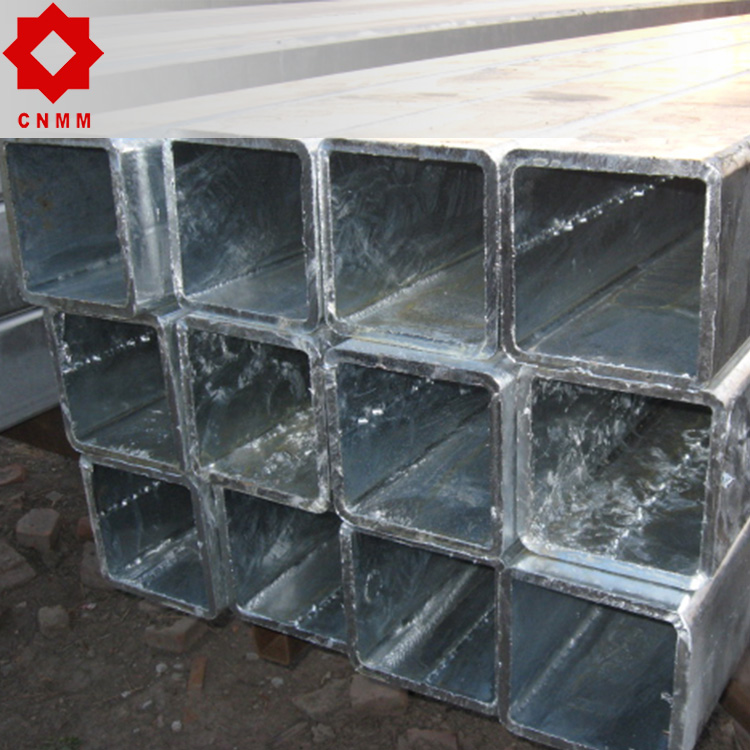 pre galvanizedhot pipetube high quality steel pipe for greenhouse frame fencing mild carbon square welded galvanized