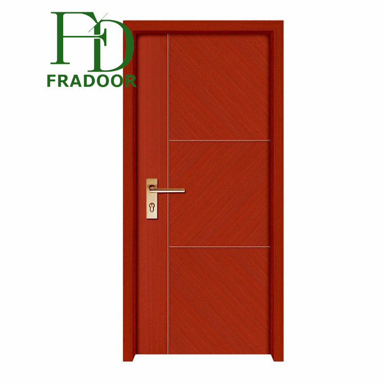 Factory direct supply industrial 20 minites wood one hour fire rated door