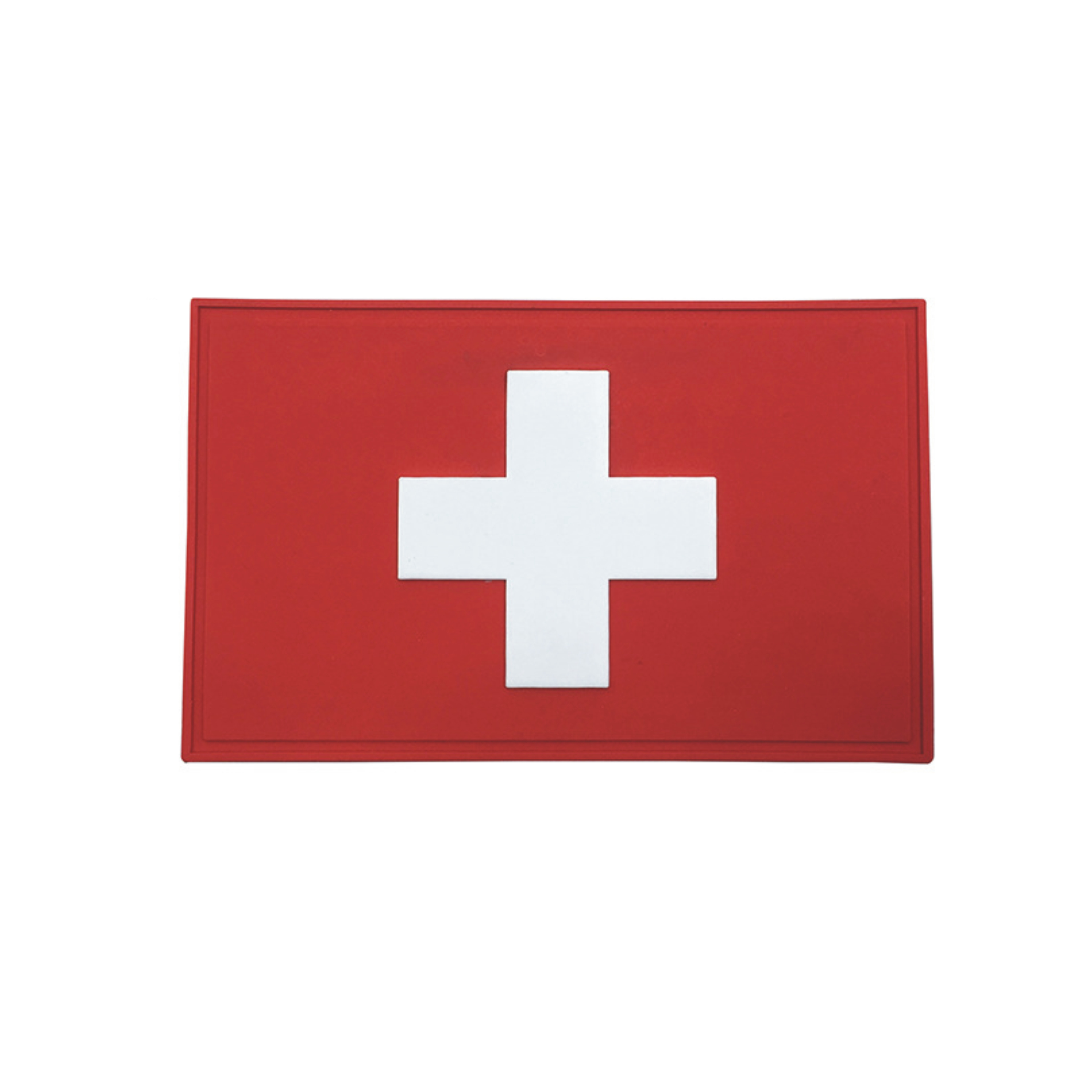 Lovely Hot Sale 3d Pvc Rubber Medic Paramedic Tactical Army Morale Badge Patches Red Cross Flag Of Switzerland Swiss Cross Patch Entertainment Memorabilia