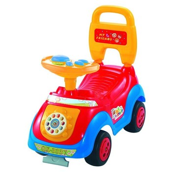 Cheap Kids Plastic Car Toys Baby Slide Car,Small Ride On ...