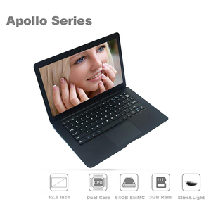 "Hot selling Wholesale China Cheap laptop 12.5"" Apollo N3350 Dual Core 3GB Ram with 64GB Rom Laptop Computer Notebook Computer"