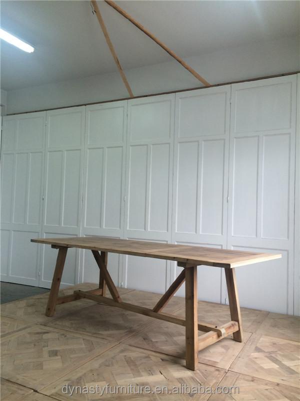 Venta al por mayor mesas rusticas de madera maciza-Compre online los ...