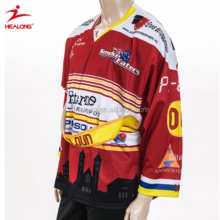International custom team ice hockey jerseys,make your own hockey jersey