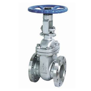 API600 Cast steel manual 4 inch flange gate valve