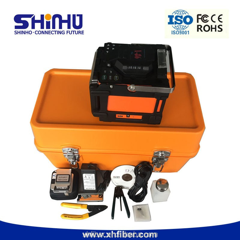 Shinho Fiber Fusion Splicer Splcing Machine For Outdoor Projects X ...