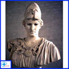 Hot Selling Athena Soldier Resin Bust For Decoration