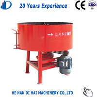 China made JW750 small cement mortar mixer