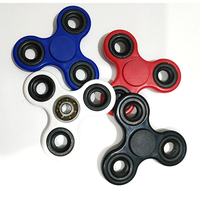 Mix color Spinner Upgraded SI3N4 Hybrid Ceramic Bearing spinner Fidget Toy