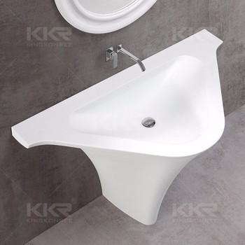 Free Standing Wash Basin/unique Pedestal Sinks/marble Pedestal Sink Free  Standing Sink