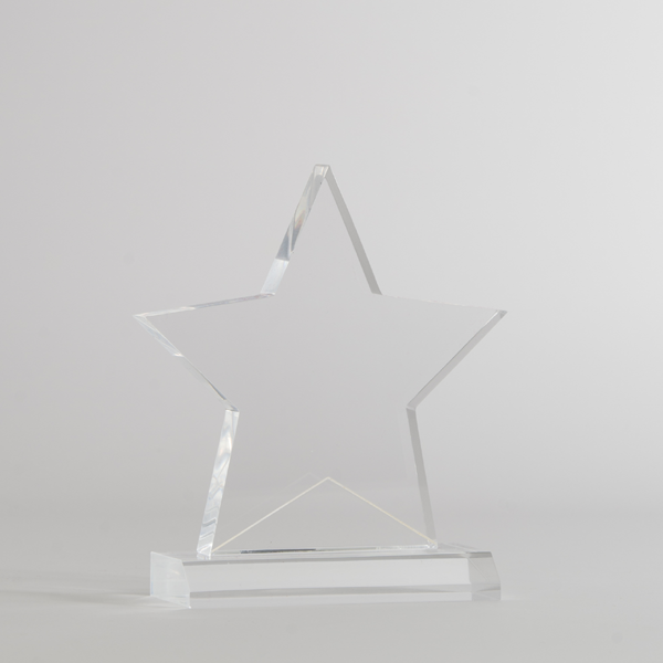2106 best selling cheap crystal glass acrylic award for wholesaler
