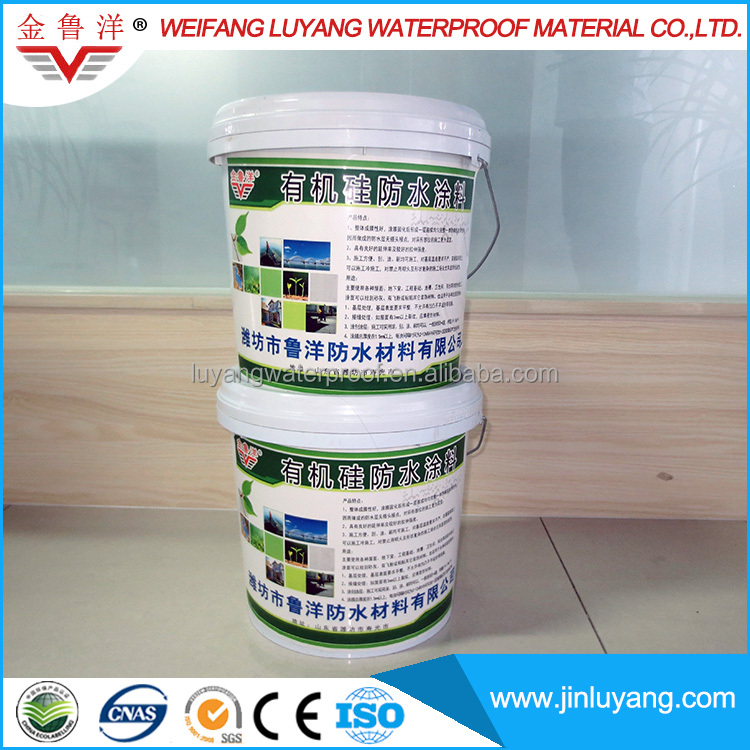Spray applied liquid silicone rubber waterproof coating for wood