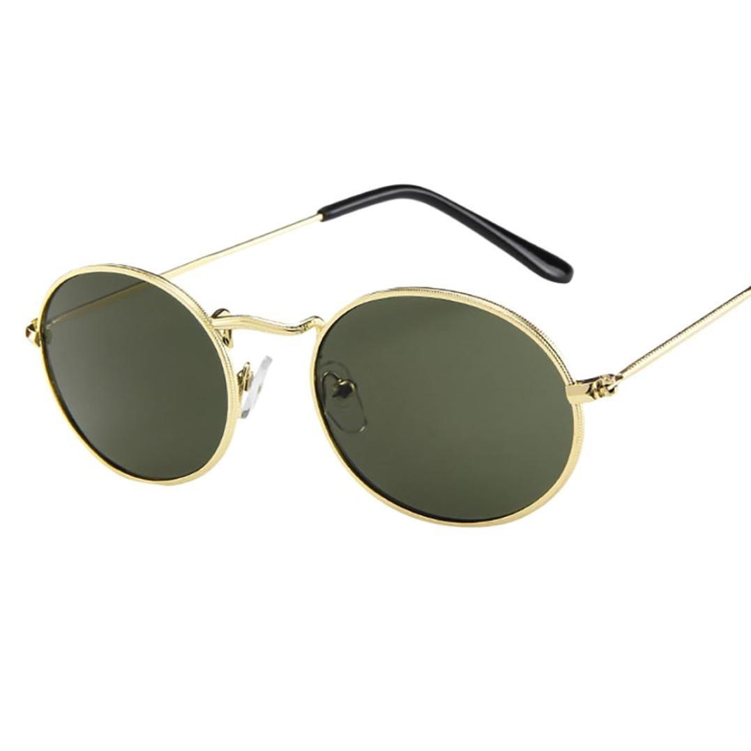 7e8a91bac7 Get Quotations · Retro Metal Frame Sunglasses
