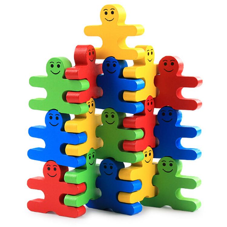 FQ di marca di alta qualità per bambini educativi di legno equilibrio giocattolo