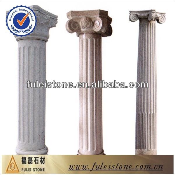 round pillar decoration. Round Square Pillar Design Granite And Marble  Buy Decorative Roman Columns Pillars Product on Alibaba com