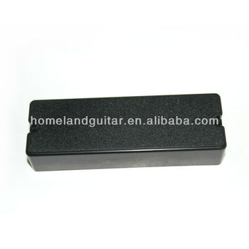black sealed humbucker pickups for 6 string bass guitar pickup buy bass pickup guitar pickup. Black Bedroom Furniture Sets. Home Design Ideas