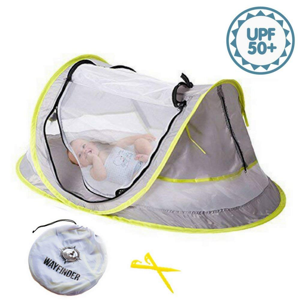 Baby beach tent,Pop Up Tent for Infants,Beach Tent for Baby with UV ...
