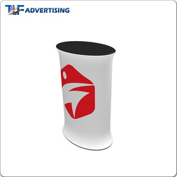 "Herstellung Fabrik Preis Deluxe Versenkbare Roll Up Banner Stand Messe Roll Up Display 33 ""x 79"""