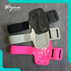 For hiking custom phone cases phone accessories mobile sport arm bag