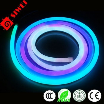 Flexible Led Neon Light For Club/bar/restaurant Pvc Purple Color ...