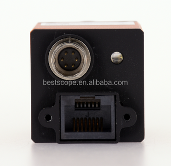 Jelly5 Professional SDK 5mp Global Shutter Industrial GigE Vision Camera