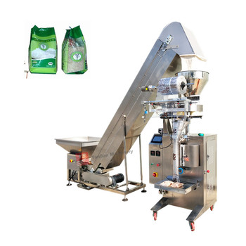 Approved CE certificate YB-300K fully automatic 500gm,1kg rice, grain , pulses packing machine with CE certificate