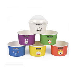 Factory price Hot Sale  Ice Cream Paper Cup