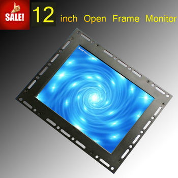 12.1 In Open Frame Monitor - 12 In Crt Monitor Replacement