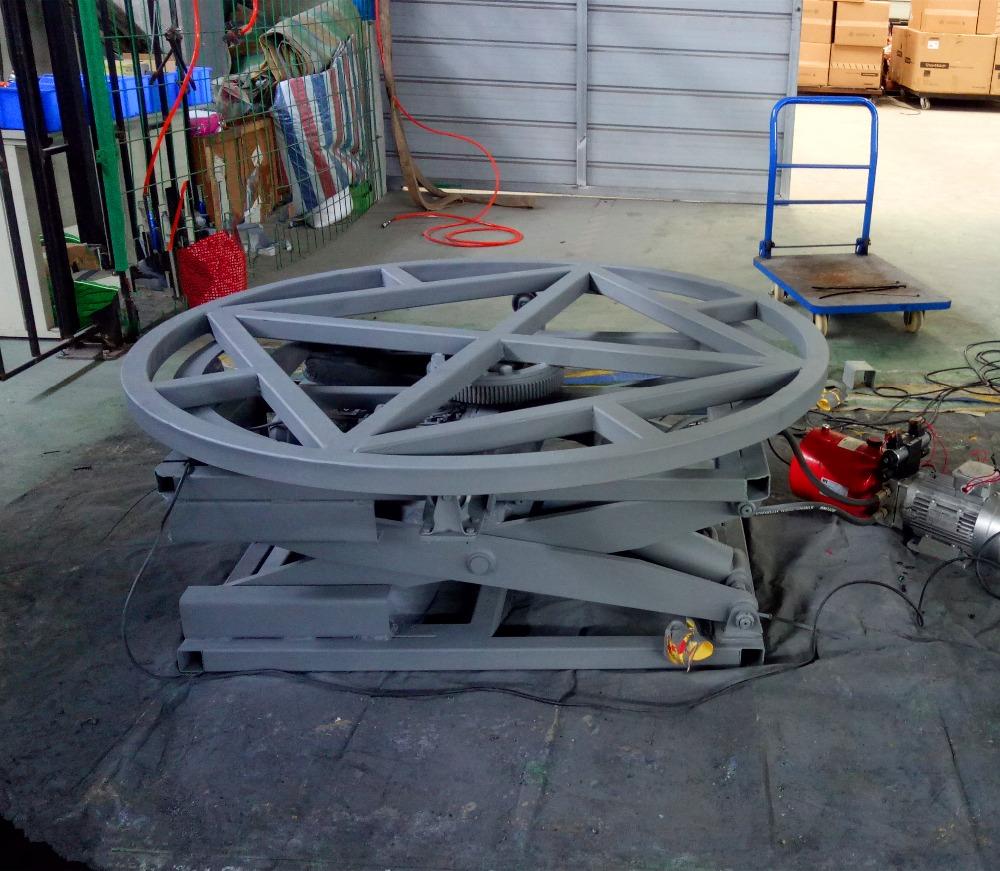 Motorized Rotating Wedding Stage Platform Revolving Hydraulic Scissor Lift  Stage - Buy Rotating Platform Stage Product on Alibaba com