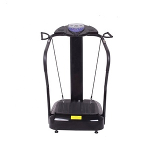 Home Use 160 Speed Levels Crazy Fitness Whole Body Vibration Machine with MP3 Music