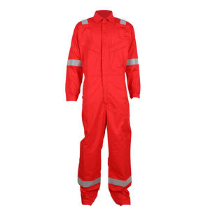 Oil Field Fireproof Coverall, Oil Field Fireproof