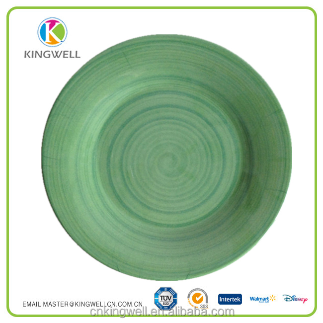 LFGB, SGS certificated 8.5'' Cheap Turkish Dinner Melanin Plates