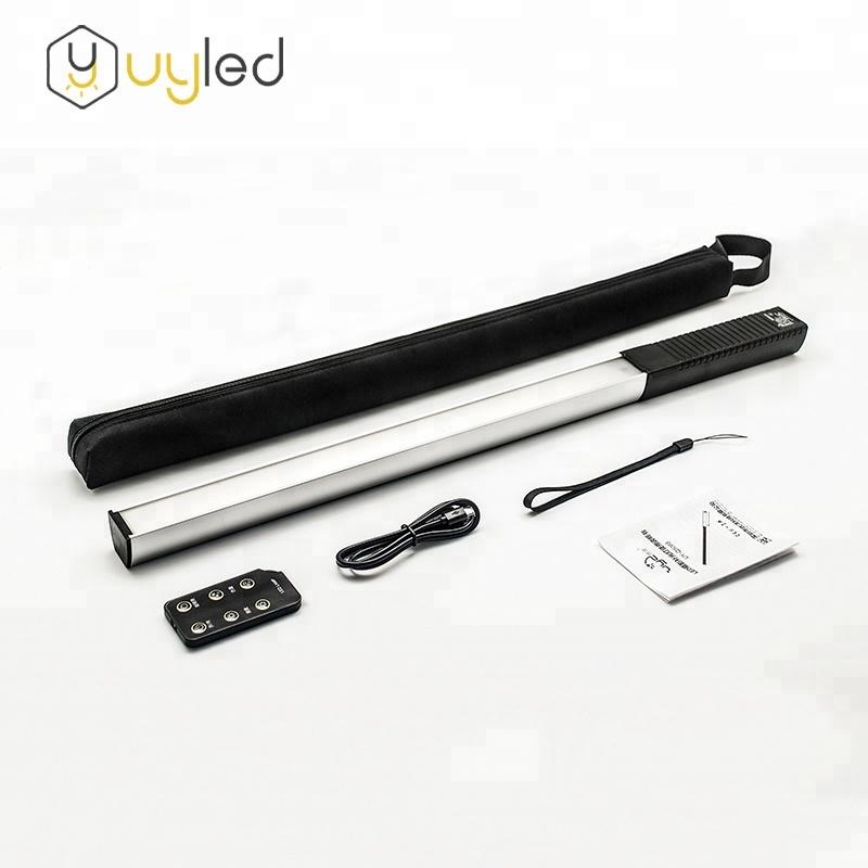 UY-Q508S 1000Lumens Photography Equipment Studio Video LED Light Photo Studio Lamp