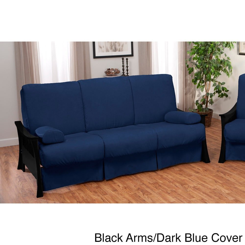 EpicFurnishings Beijing Perfect Sit & Sleep Full or Queen-size Pillow Top Sleeper Sofa Olive Full